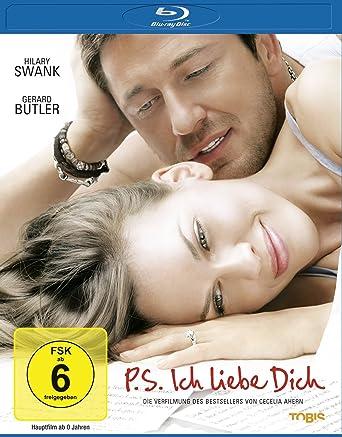 P S Ich Liebe Dich Blu Ray Amazon De Swank Hilary Butler