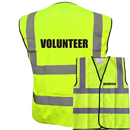 Plus a Brook Hi Vis UK Discount Code for your next order FIRE MARSHAL Red Vest Printed Front and Back Safety Workwear