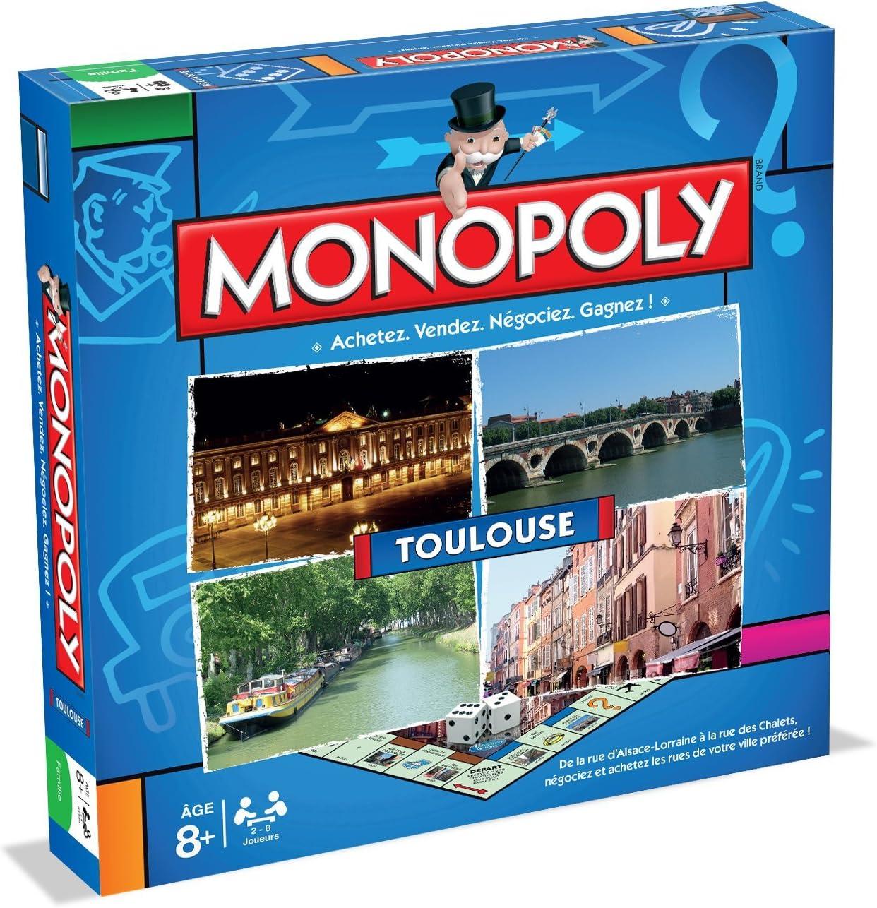 Hasbro - Juguete, de 2 a 8 Jugadores (66) (Importado de Francia): Amazon.es: Juguetes y juegos
