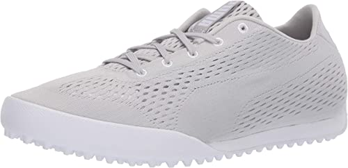 Amazon Com Puma Women S Monolite Cat Engineered Mesh Golf Shoe Golf