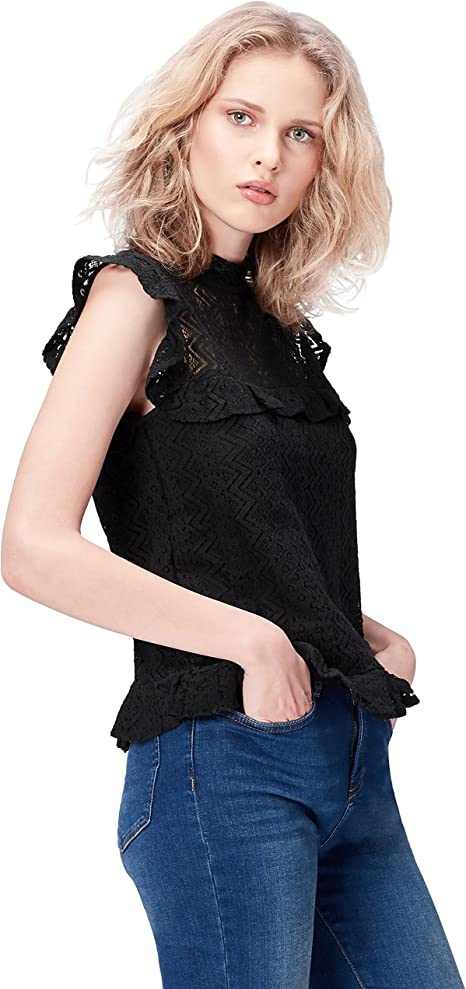 Top in Cotone Donna find Marchio