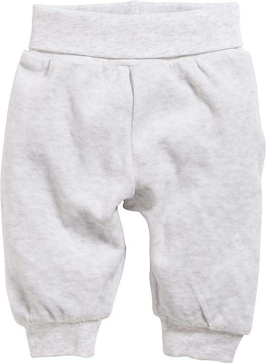 komfortable und hochwertige Baby-Hose mit elastischem Bauchumschlag Wei/ß 68 Natur 2 Schnizler Kinder Pump-Hose aus 100/% Baumwolle