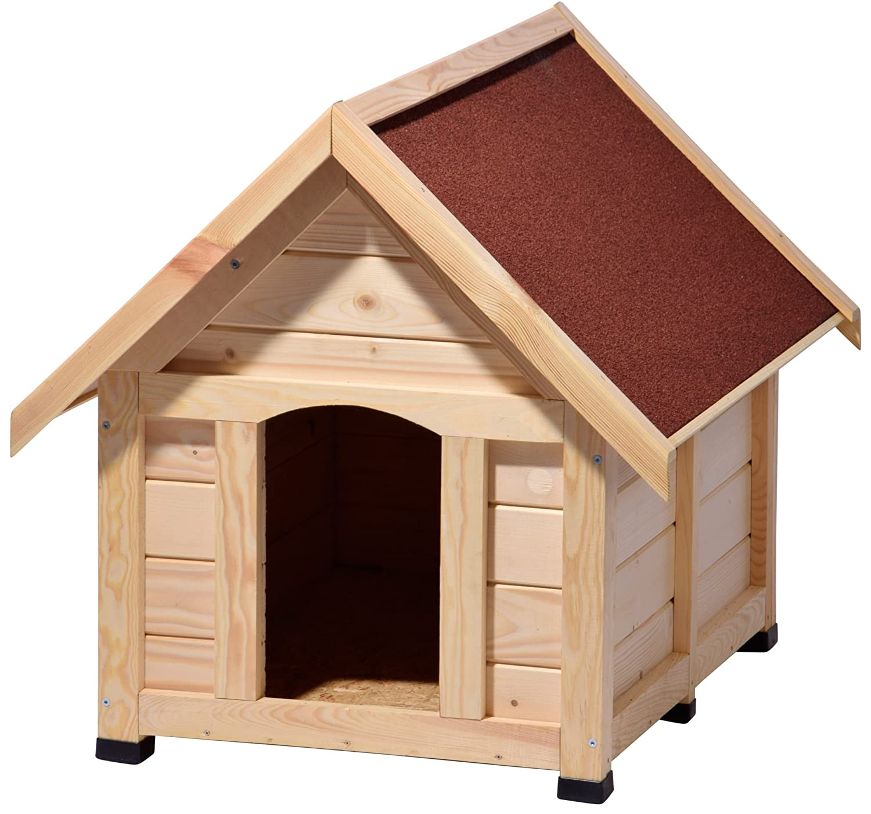 dobar 55010 hundeh tte peanut xl outdoor hundehaus f r gro e hunde platz f r ein hundebett. Black Bedroom Furniture Sets. Home Design Ideas