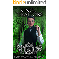 King of Traitors: A Wizard of Oz retelling (Kingdom of Fairytales Wizard of Oz Book 1) book cover