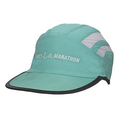 Asics Women s Running Cap Green  Amazon.co.uk  Sports   Outdoors 8616b126a889