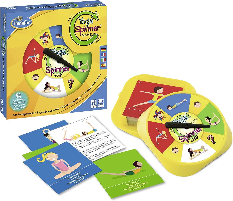 Think Fun- Spinner Game, (Ravensburger 76329): Amazon.es: Juguetes ...