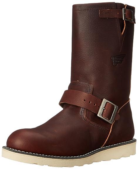 Red Wing Shoes 2970 - Mocasines de cuero para hombre, color marrón, talla 43: Amazon.es: Zapatos y complementos