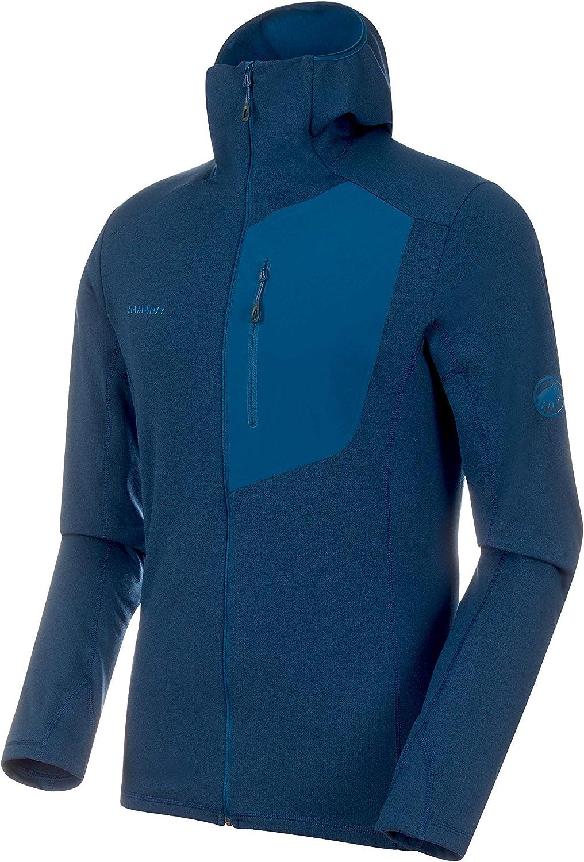 Mammut - Men's Aconcagua Light Midlayer Hooded Jacket