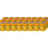 Laser Fresh Orange Fruit Drinks In Tetra Pack, 180 ml (Pack Of 24)