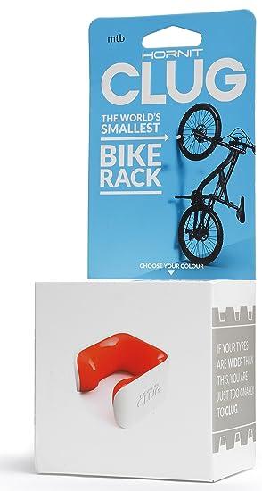 "New 2018 Hornit Clug MTB Bike Rack Mount 43-62mm 1.8""-2.5"" Black White Orange"