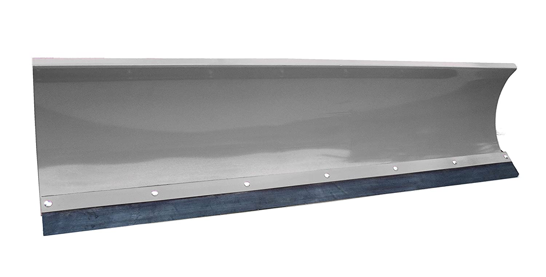 Universal pala quitanieves con ruedas 125 x 40 cm eje ...