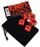 PK Dice - Parkour Training Dice Fitness Game - from Warrior Life Gear