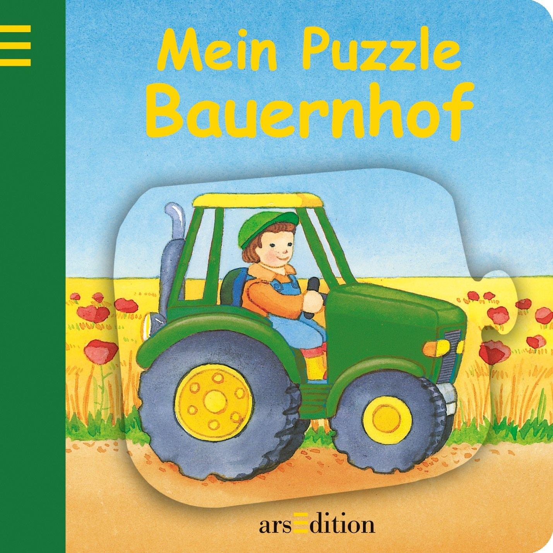 Mein Puzzle-Bauernhof