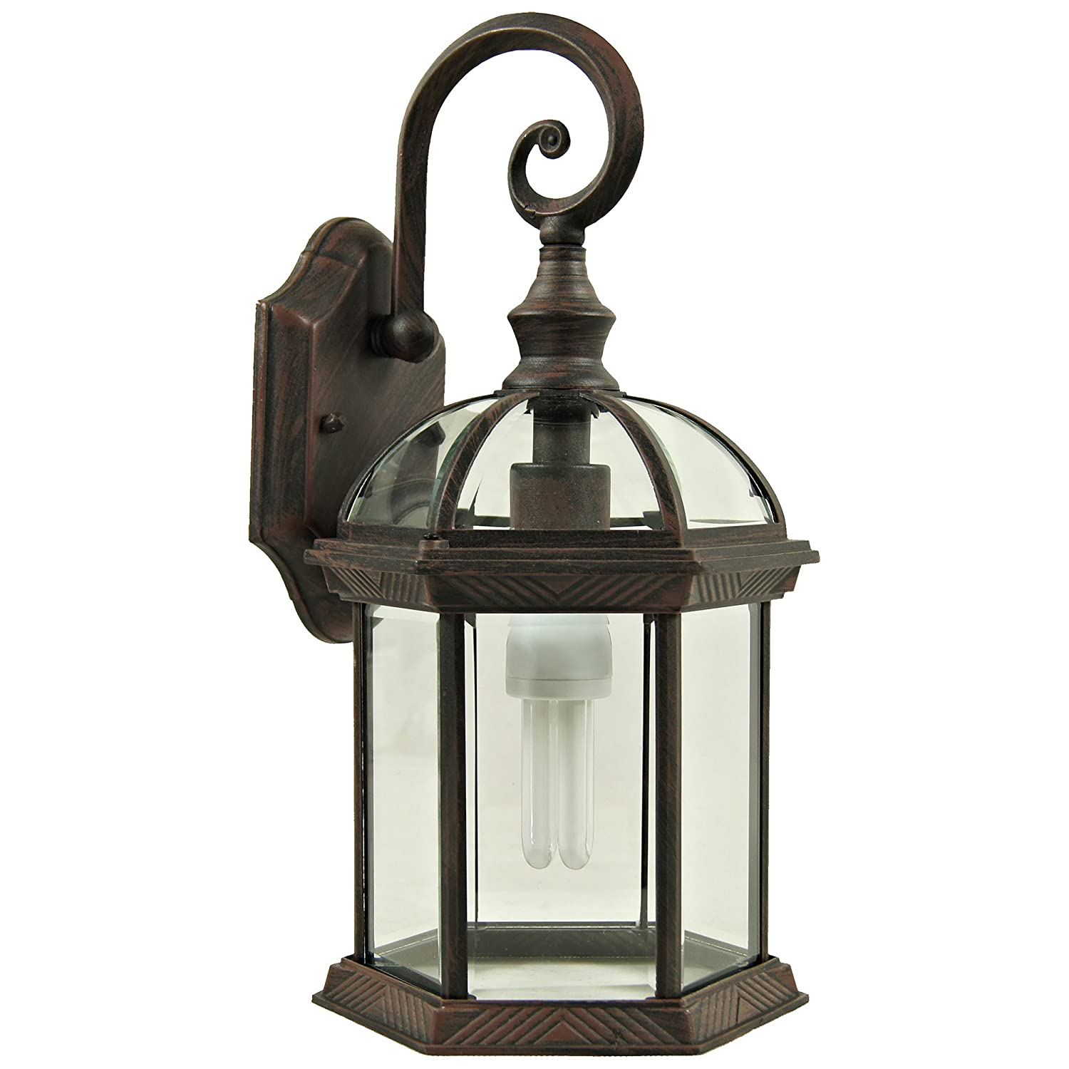 Yosemite Home Décor 5271VB Anita Collection One Light Incandescent ...