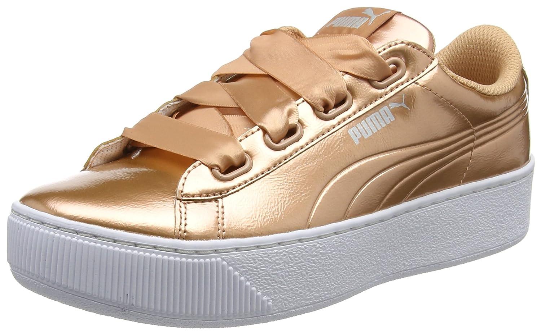 Puma Vikky Platform Ribbon P, Zapatillas para Mujer