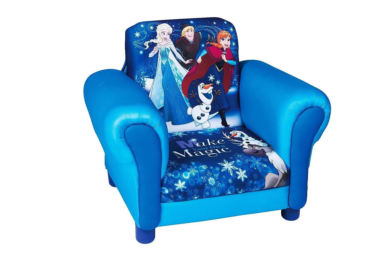 Disney, Frozen Silla, Wooden Frame, Azul, Non Applicable ...