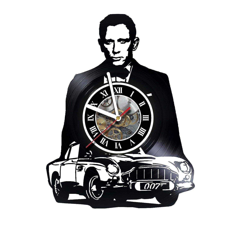 kravchart – James Bond – Aston Martin Martin – ハンドメイドビニールレコード壁時計 – – アートワークギフトアイデアの誕生日、クリスマス、レディース、メンズ、友人、ガールフレンドボーイフレンドとティーン – リビング子供部屋保育園 B07CZD62CX, フルーツ 大和の匠:bc6abec3 --- ijpba.info