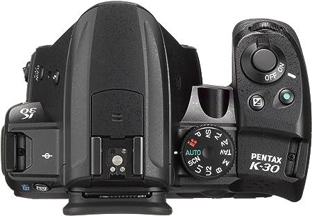Pentax K 30 Gehäuse Slr Digitalkamera 3 Zoll Schwarz Kamera