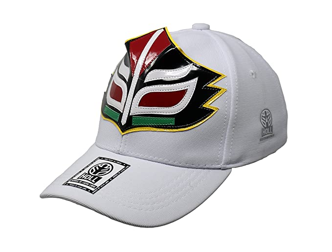 Mascara Sagrada Lucha Libre Adult Unisex Stretch Fit Hat Wrestling Cap at Amazon Mens Clothing store: