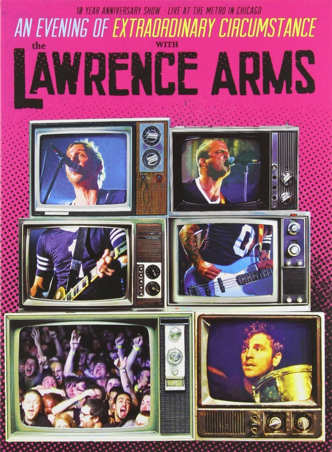 DVD : The Lawrence Arms - An Evening Of Extraordinary Circumstance (DVD)