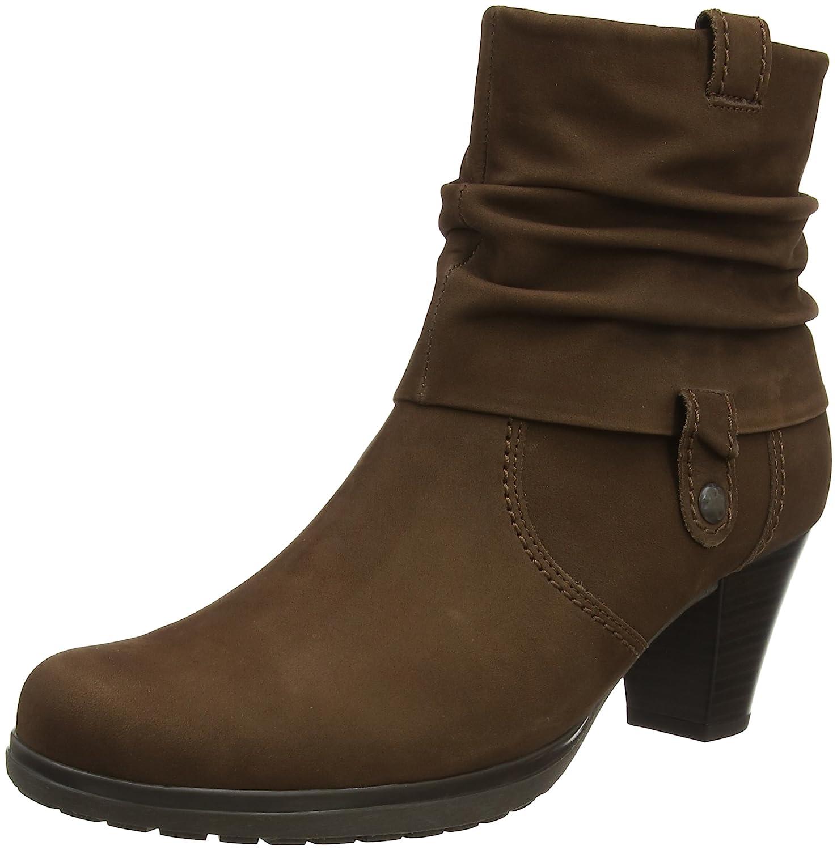 Gabor Shoes Comfort Basic, Botas Para Mujer38 EU|Marrón (44 Nougat Micro)