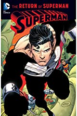 Superman: The Return of Superman (Superman: The Death of Superman) Kindle Edition