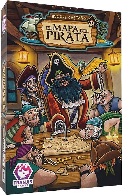 Tranjis games- Juego de Mesa (TRG-020map): Amazon.es: Juguetes y juegos