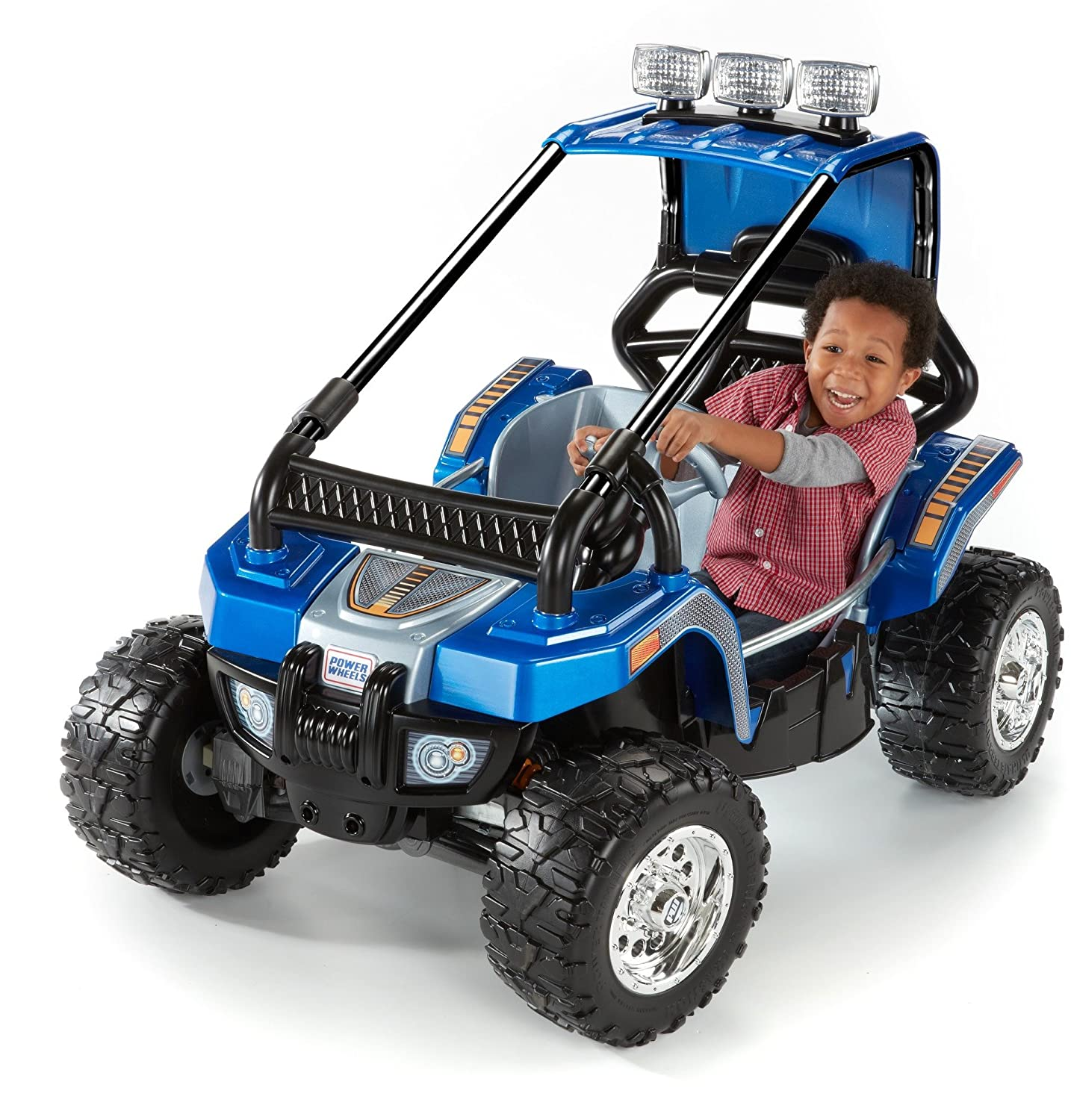 Power Wheels Baja Extreme Blue