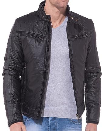 Gov Fashion Homme Noire Denim Veste Taille Couleur Noir Xxl qSrZBq7w
