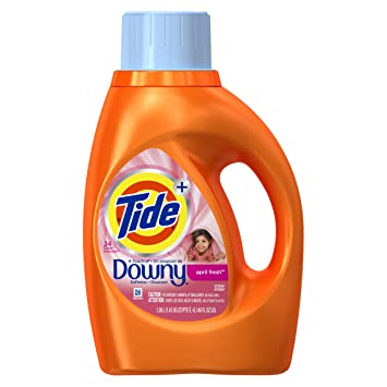 Amazon tide with downy liquid laundry soap april fresh 46oz tide with downy liquid laundry soap april fresh 46oz solutioingenieria Images