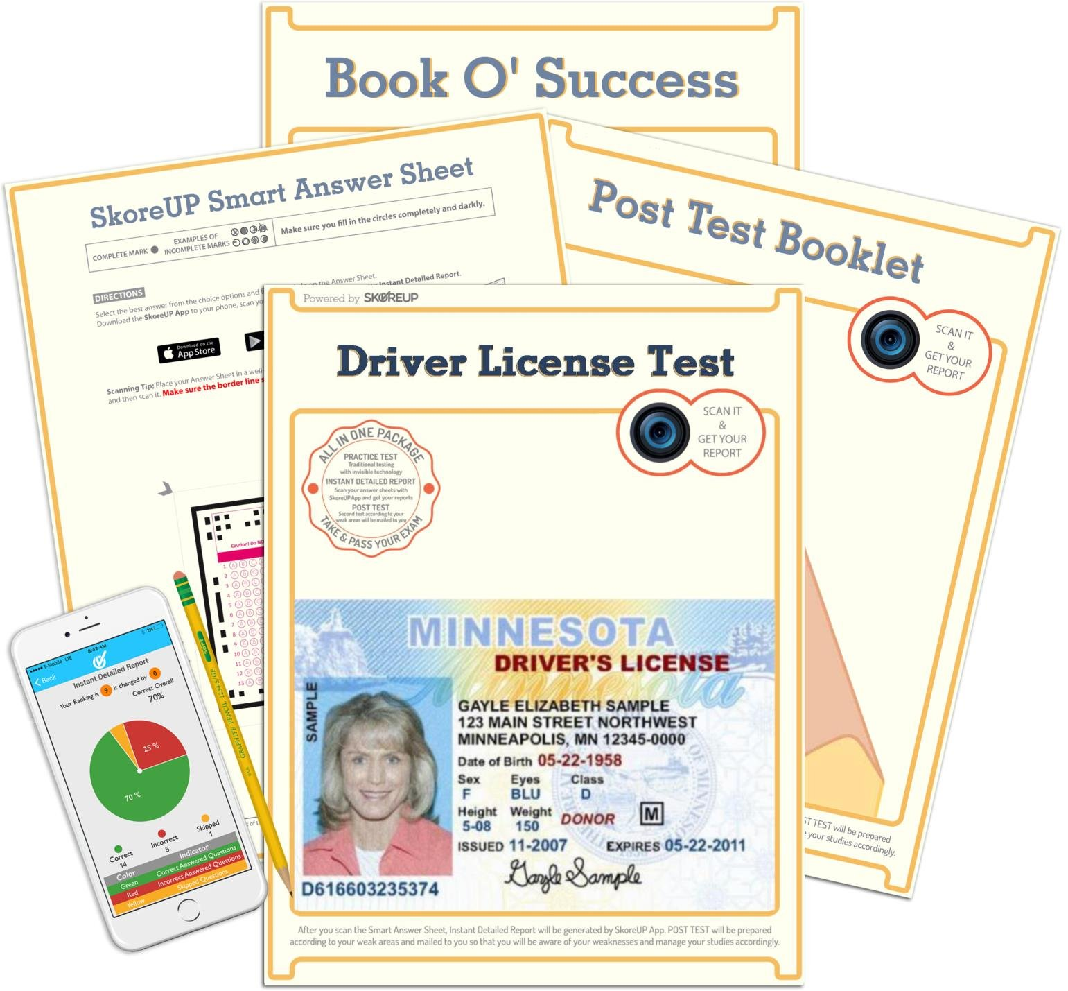 Minnesota Driving License Test MN Driver Exam Preparation