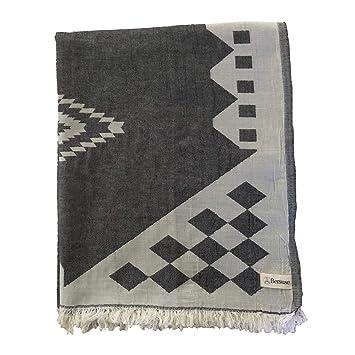 Amazon.com: Bersuse - Manta de algodón 100%, tamaño ...