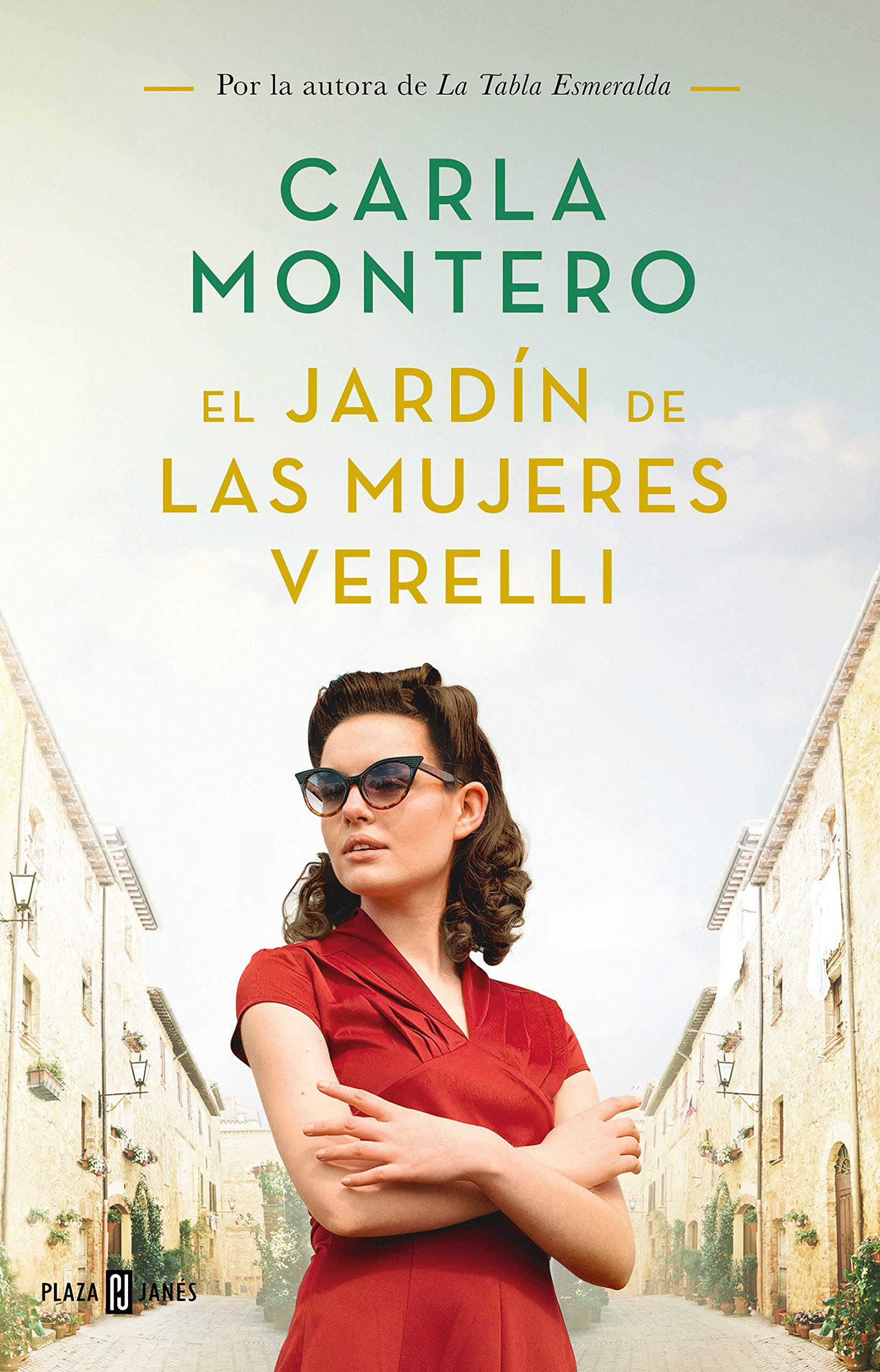 El jardín de las mujeres Verelli (Éxitos): Amazon.es: Montero, Carla: Libros