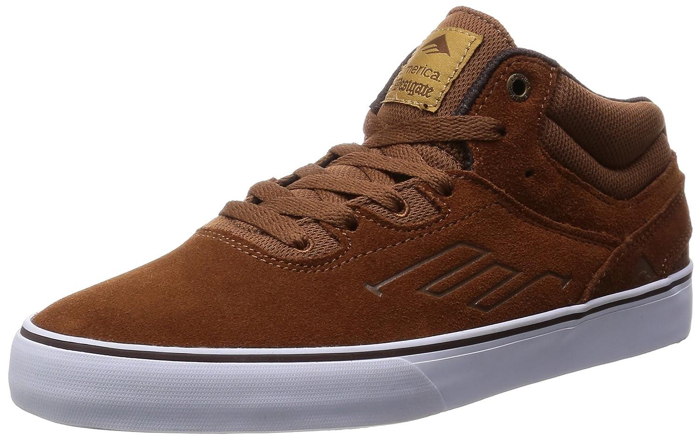 Emerica Westgate Mid Vulc brown//gum Sneaker//Schuhe braun