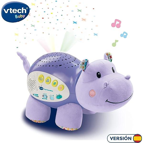 Fisher-Price Hipopótamo dulces sueños, juguete de cuna para ...