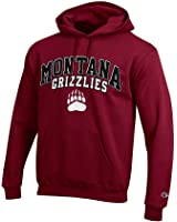 Champion NCAA Montana Grizzlies Men's Team Hoodie