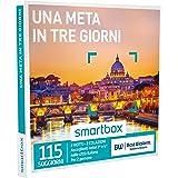 Emozione3 capitali e citta 39 europee cofanetto regalo for Smartbox fuga di tre giorni due cene