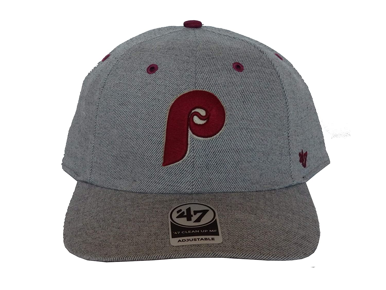 47 Brand Clean Up MF Philadelphia Phillies – Gorra para Hombre ...