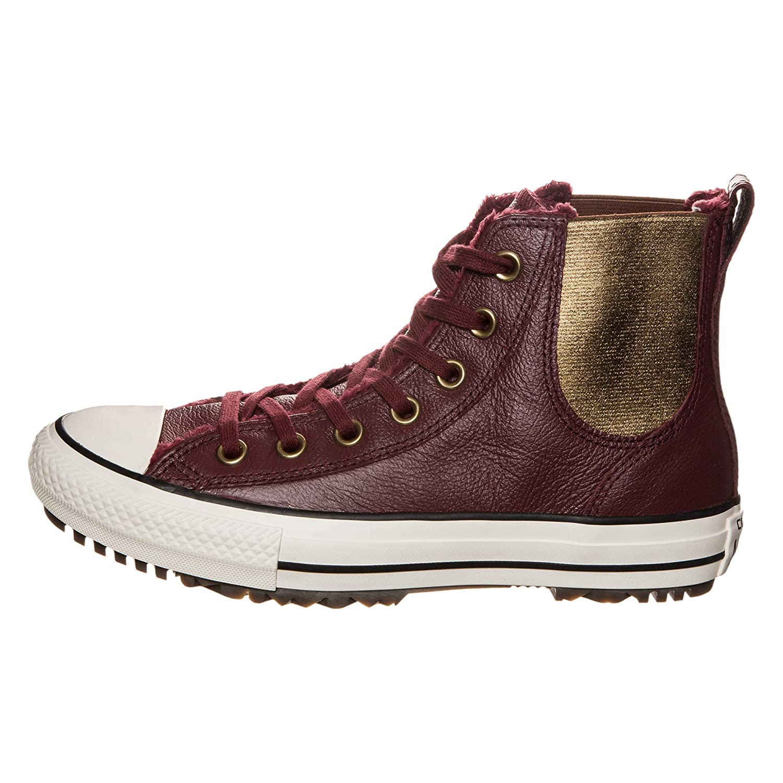 4dfd3749c6 Amazon.com | Converse Ctas Leather Fur Womens Chelsea Boots | Fashion  Sneakers