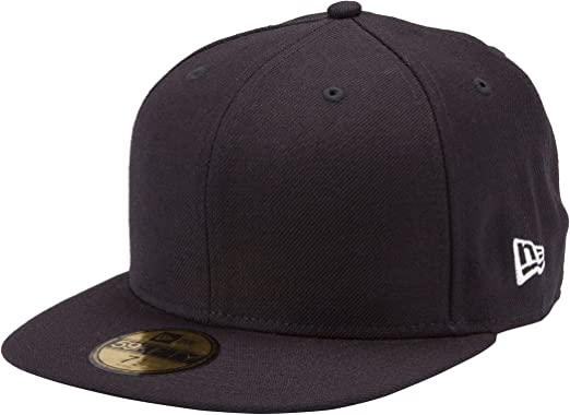 LOT OF 12 COLORS PLAIN FITTED SIZE 7 5//8 BASEBALL CAPS