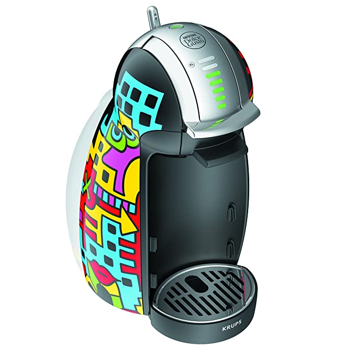 Krups Dolce Gusto Génio2 - Máquina de café, diseño Billy the Artist: Amazon.es: Hogar