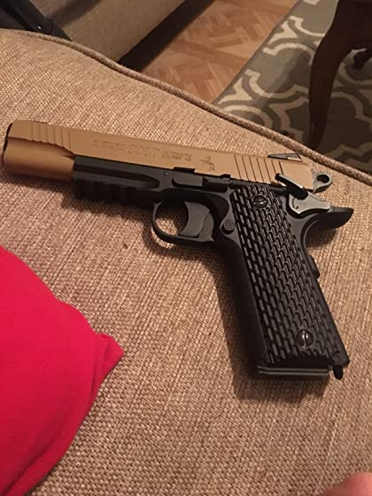 Colt M45 CQBP .177 Caliber Steel BB Airgun Pistol Awesome!!!