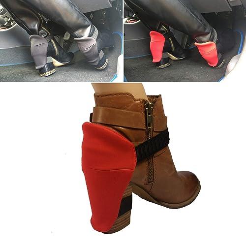 Chaussures Pour Du Des Protection Les Bottes Talon Protéger kuOZXiP