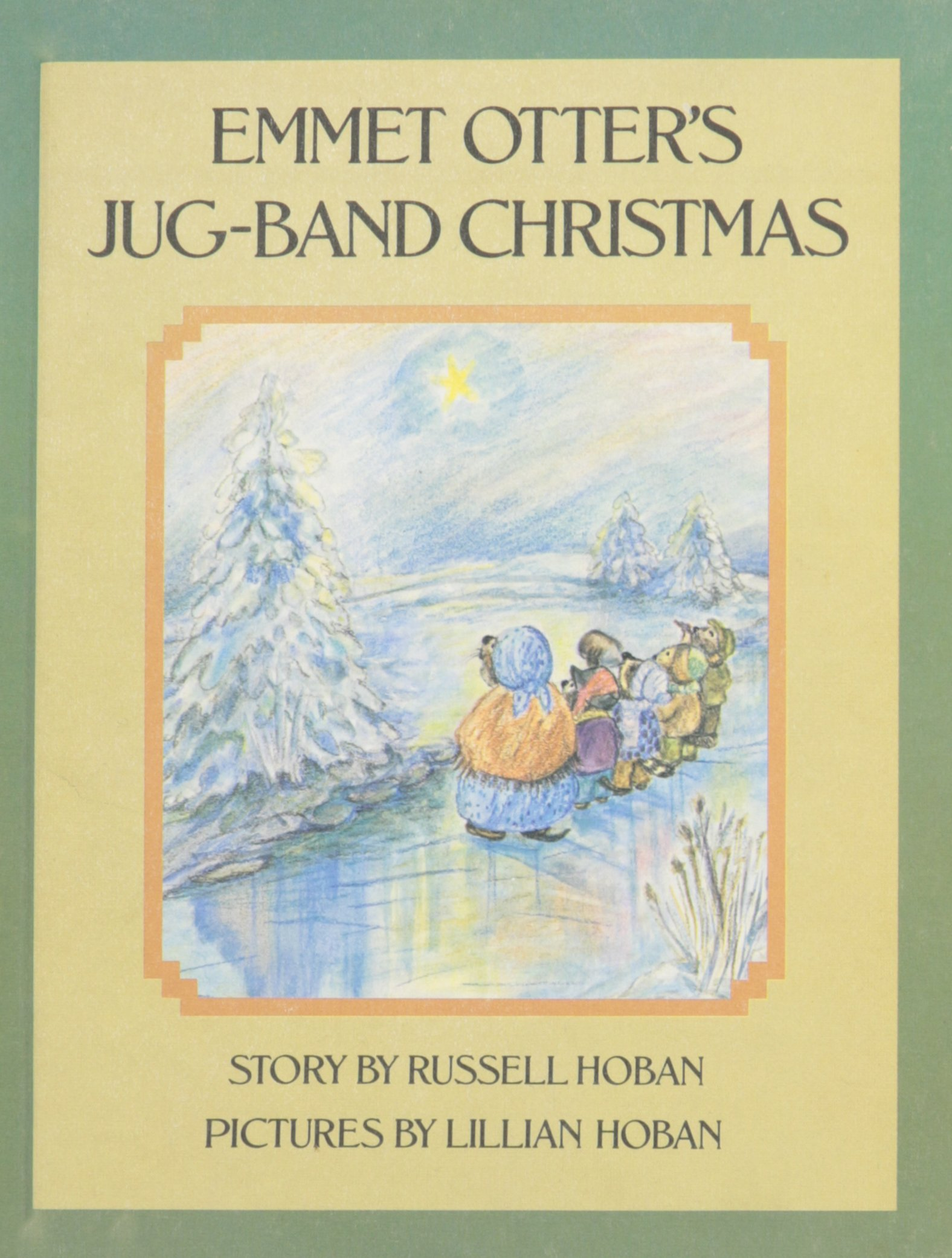 Emmet Otter\'s Jug Band Christmas: Russell Hoban, Pictures by Lillian ...