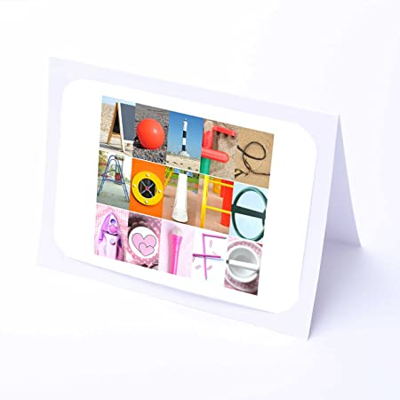 Personalised Birthday Card With FREE Delivery Aoife