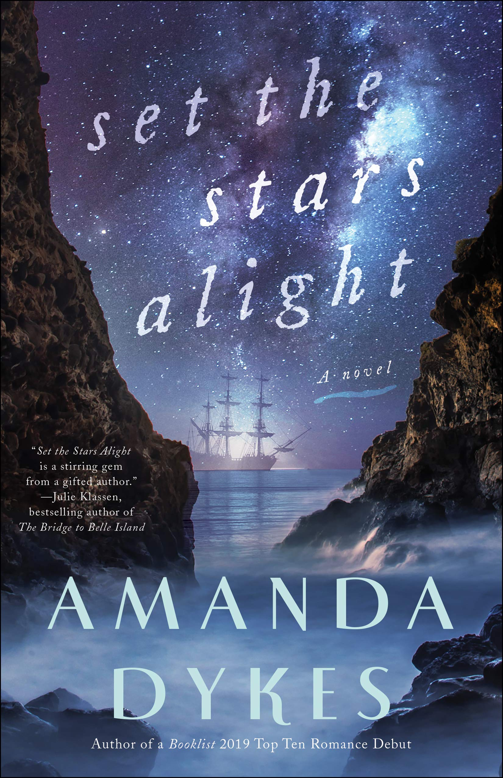 Set the Stars Alight by Amanda Dykes {A Book Review}