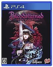 Bloodstained: Ritual of the Night - PS4 (【初回特典】オリジナルサウンドトラックCD(全46曲入り) 同梱)