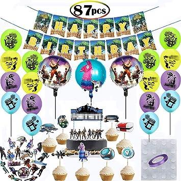 Amazon.com: 88 piezas de accesorios para juegos de fiesta ...