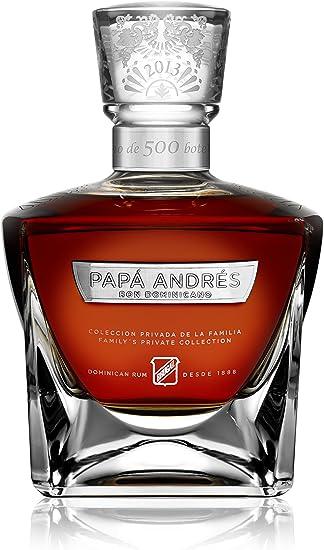 Ron - Brugal Papa Andres 70 cl: Amazon.es: Alimentación y bebidas
