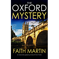 THE OXFORD MYSTERY an absolutely gripping whodunit full of twists (English Edition)